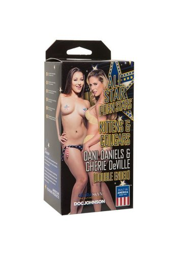 All Stars Kittens and Cougars: Dani Daniels and Cherie DeVille