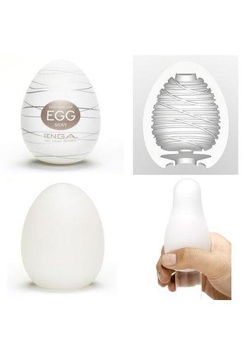 Tenga Tenga Egg - Silky