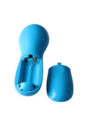 Massera Bjorn Portable Vibrerende Massager (Blue)