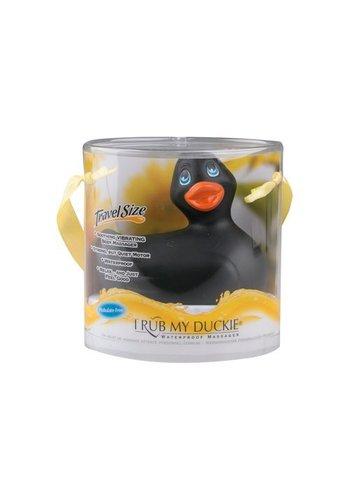 Big Teaze Toys I Rub My Duckie - Travel Black