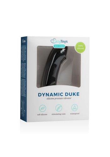 Easytoys Men Only Dynamic Duke Realistische Prostaat Vibrator - Zwart