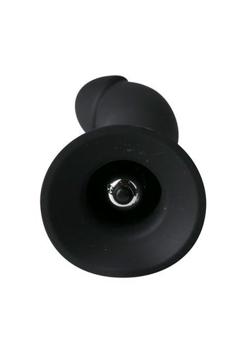 Strap U Onyx Vibrerende Siliconen G-spot Dildo