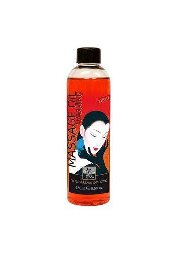 Shiatsu Shiatsu Massage olie - Verwarmend
