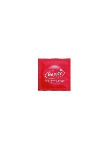 Asha International Beppy Red Condooms Aardbei - 72 Stuks
