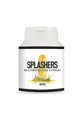 Pharmquests Splashers - Capsule Glijmiddel - 20 Stuks