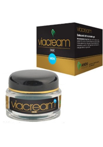 Libido Verhogers Erotisch Stimulerende Gel - Viacream Man