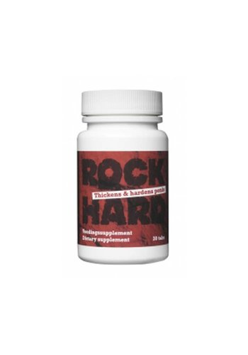Cobeco Pharma Potentiepillen - Rock Hard