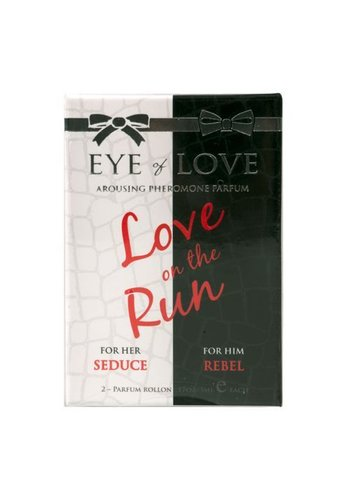 Eye Of Love NA EOL PHR Body Mini rollon SET 5ml Male - REBEL, Female - SEDUCE