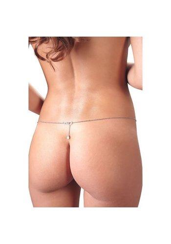 Cottelli Collection Bikini Ketting - Zilver