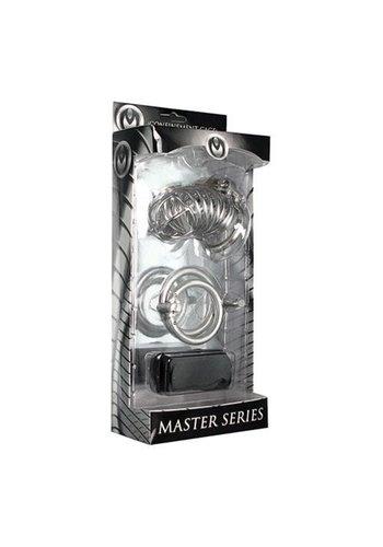 Master Series Stalen penisburcht