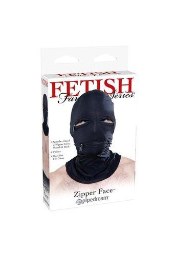 Fetish Fantasy Series BDSM Masker Met Ritsen