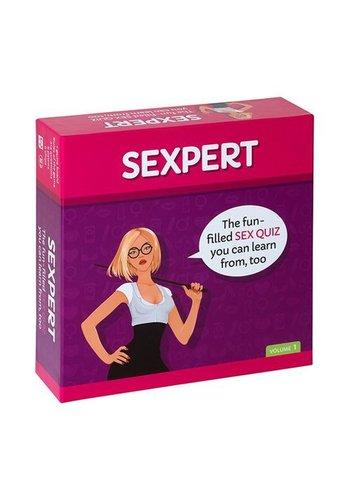 Tease & Please Sexpert