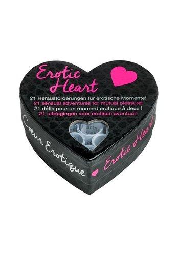 Tease & Please Hart vol Erotiek Mini Spel - Spannende Opdrachten