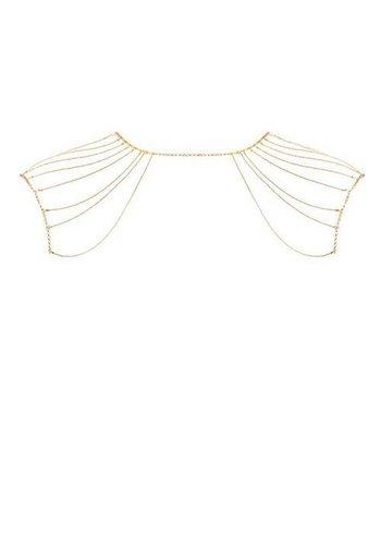 Bijoux Indiscrets Magnifique Schouderketting - Goud