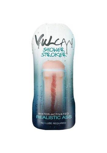 Vulcan Vulcan Shower Stroker - Realistic Ass