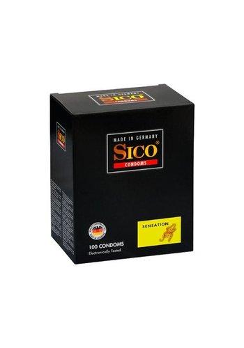 Sico Sico Sensation Condooms - 100 Stuks