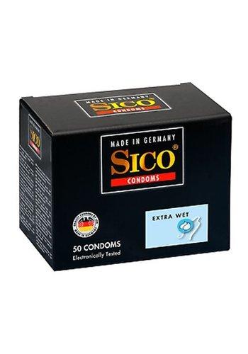 Sico Sico Extra Wet Condooms - 50 Stuks