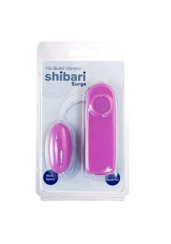 Shibari Shibari Surge Vibratie-Ei - Roze
