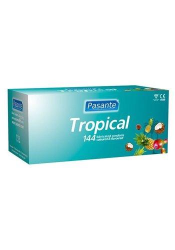 Pasante Pasante Tropical condooms 144st