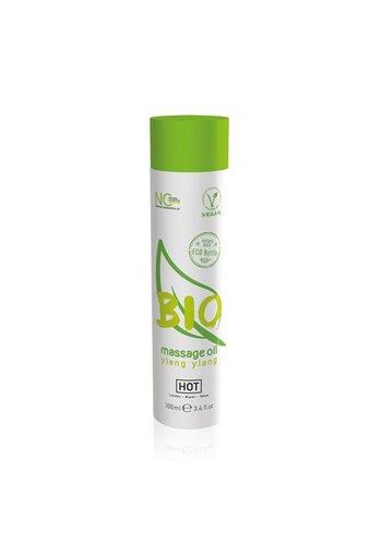 HOT Bio HOT BIO Massageolie Ylang Ylang - 100 ml