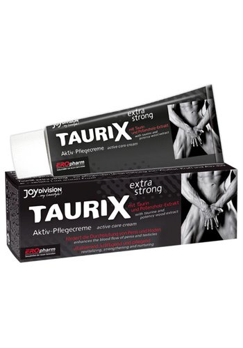 Joydivision TauriX Penis Creme extra strong 40 ml