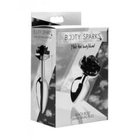 Black Rose Buttplug