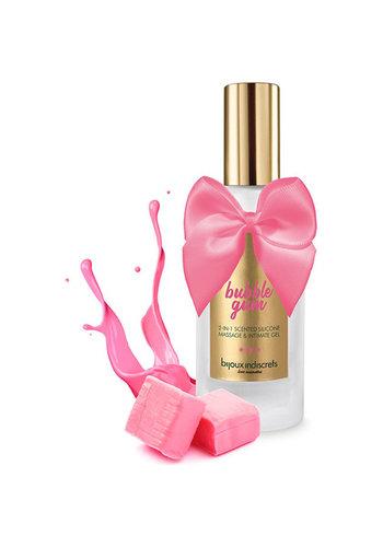 Bijoux Indiscrets Bubblegum 2 In 1 Massagegel & Glijmiddel
