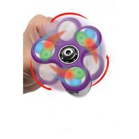 Light Up Fidget Spinner Buttplug