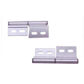 Aluminium deurscharnier rechts