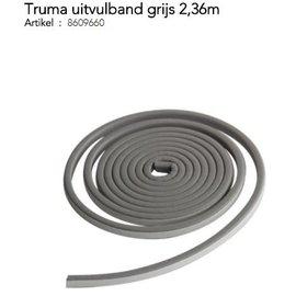 Truma Uitvulband grijs 2,36m