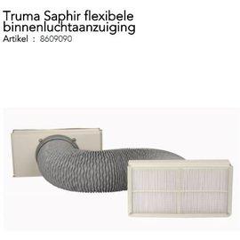 Truma Saphir flexibele binnenluchtaanzuiging