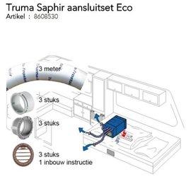 Truma Saphir aansluitset Eco