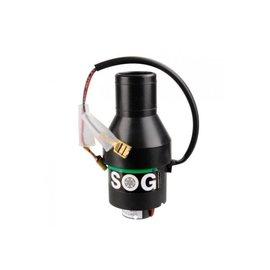 SOG Ventilator voor bodemvariant.