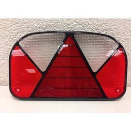 Aspöck Achterlichtglas Multipoint 2