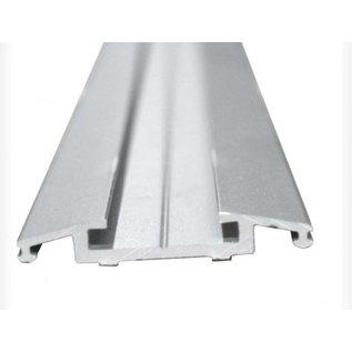 Afdeklijst Aluminium 34 mm