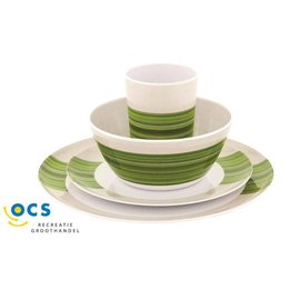 Outwell Blossom Picknick Set 2 Persoons Pogonia Green