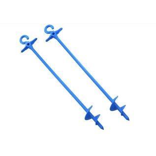Bluescrew  Grondanker  58 cm á 2 stuks