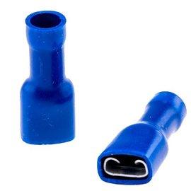 Kabelschoen set 10 X Blauw (1.5-2.5 mm²)
