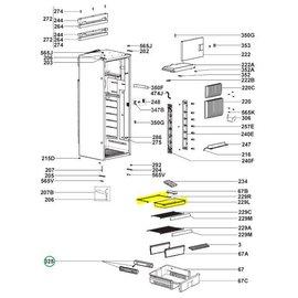 Dometic Beugel voor schuiflade RML 9430