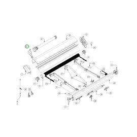 Dometic Dometic draai mechanische tbv PR2500