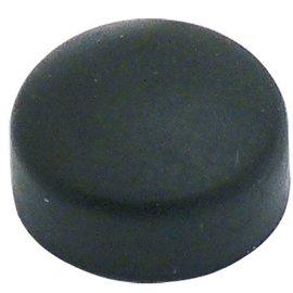 Dometic Cramer schroefafdek dopje zwart 9mm