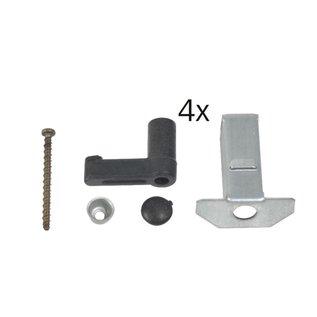 Dometic  Montageset voor spoelbecken SNG 420