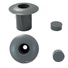 Knaus Tabbert Knaus Bumperdopjes  Bazalt grijs 12 mm