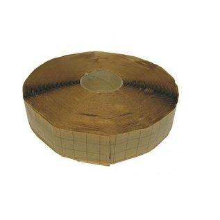 teroson Kitband Zwart 20x2.0mm Rol: 30 Meter