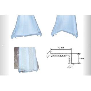 Onderlegrubber Wit 22 mm o.a. Knaus  permeter