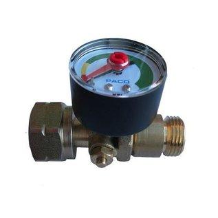 Veiligheids ventielKombi bin x shell bu