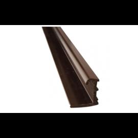 Fawo Fawo Tafellijst Rail PVC 60 cm.