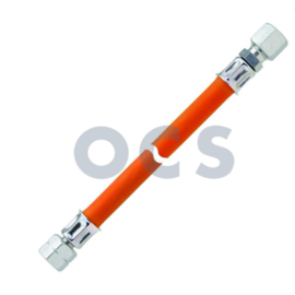 GOK Gasslang 30cm m/wartel 1/4Lx8