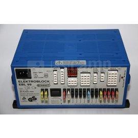 Schaudt electroblock EBL 99 (ruiltoestel) 911XXX. Eerst defect toestel terugsturen.