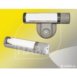 Crusader Instaplamp m. bewegings en lichtsensor